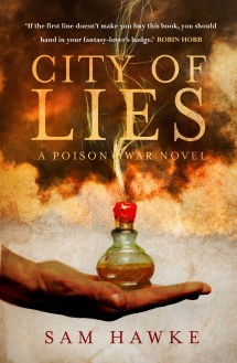 CITY OF LIES 5-2